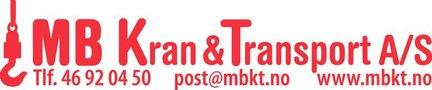 Mb Kran & Transport AS